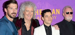 Brian May: Queen no ha ganando un solo centavo por Bohemian Rhapsody