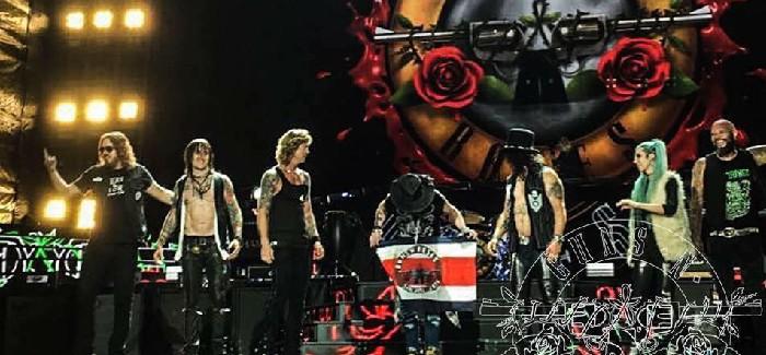 Cancelan el concierto de Guns and Roses en Costa Rica debido al Coronavirus